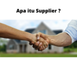 Apa itu Supplier ?