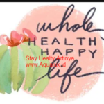 Stay Positive and Stay Healthy Artinya?